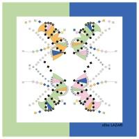 foulard-butterfly-diseño