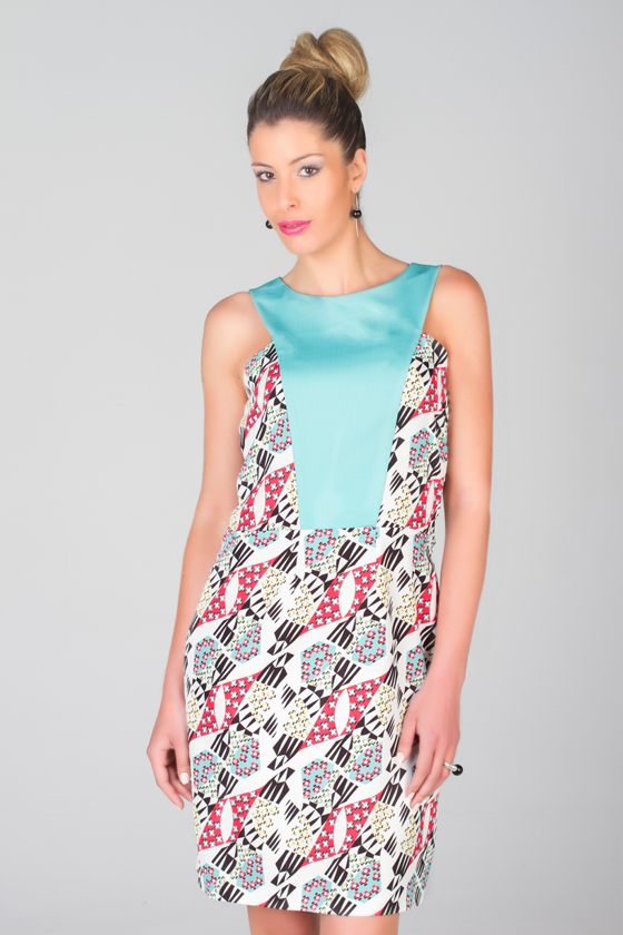 Dress Acquamarina